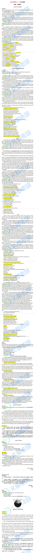 2020考研英语(二)真题及解析完整版